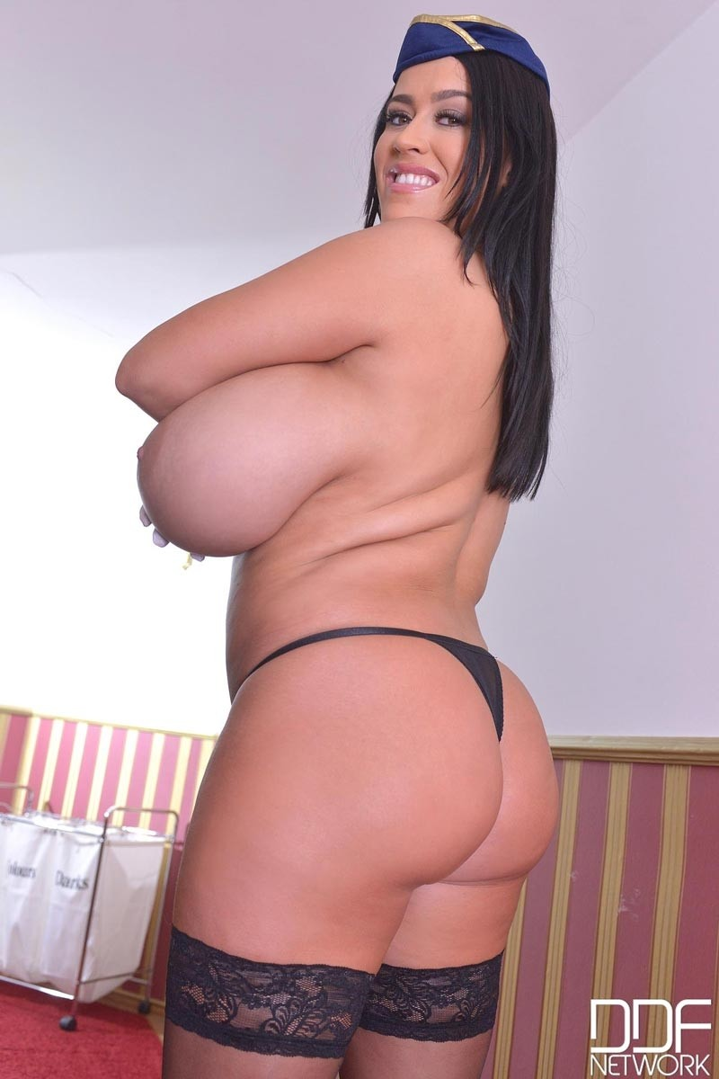 Remarkable Leanne crow ddf busty