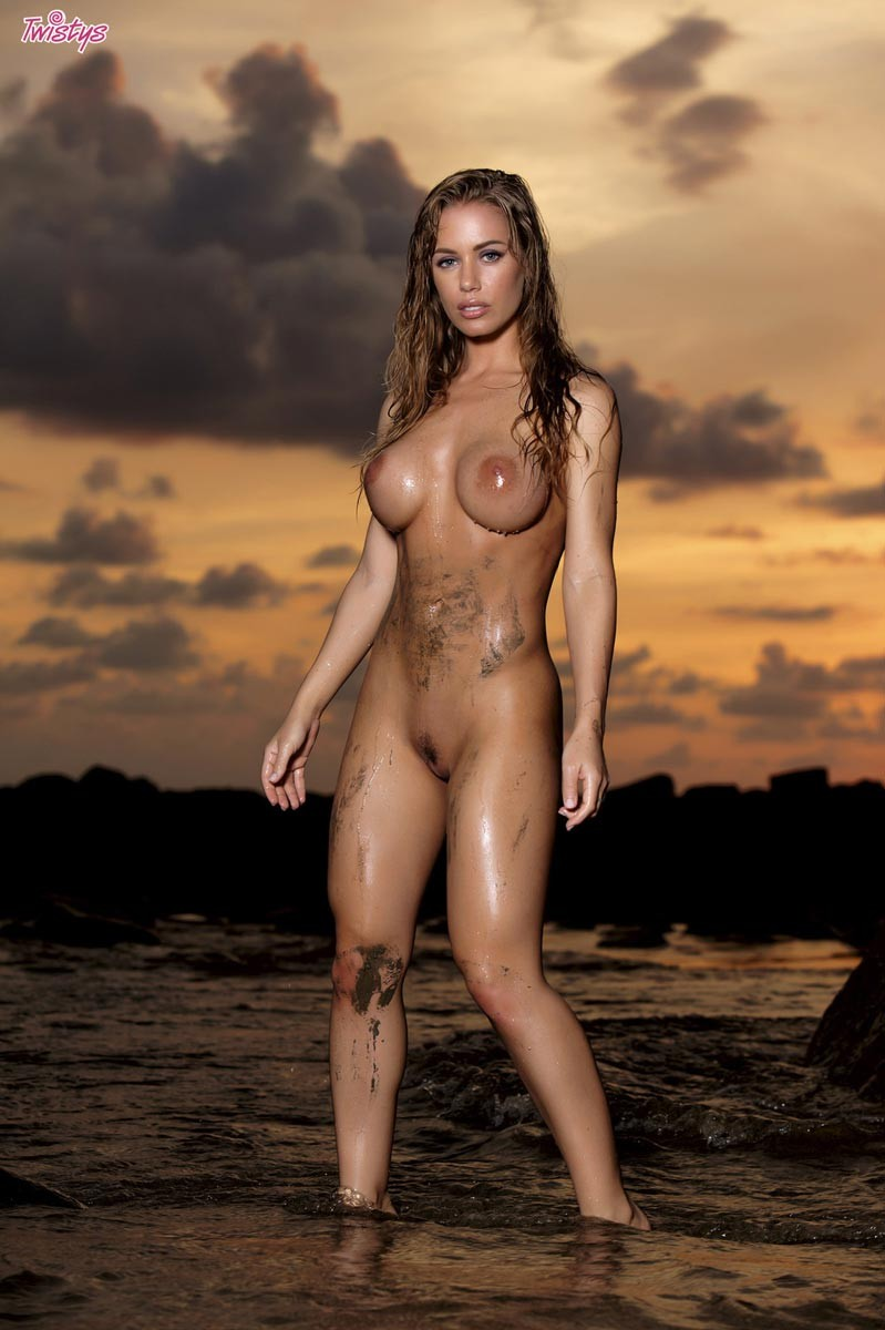 Consider, aniston beach nude