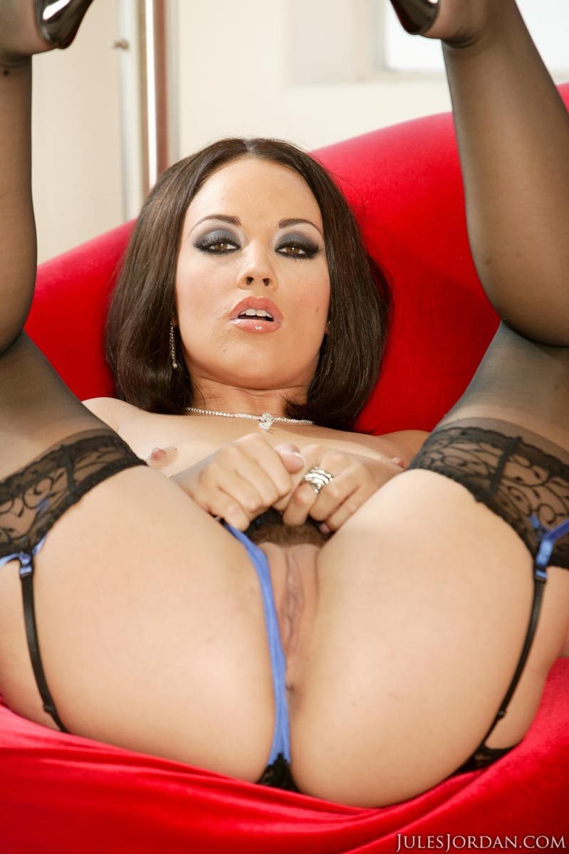 Kristina Rose Big Ass In Stockings-1848