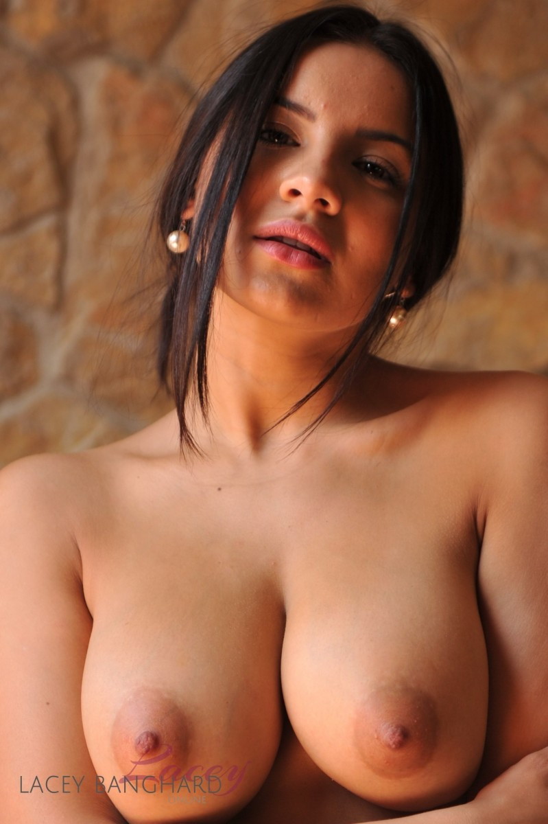 Hard nude boobs