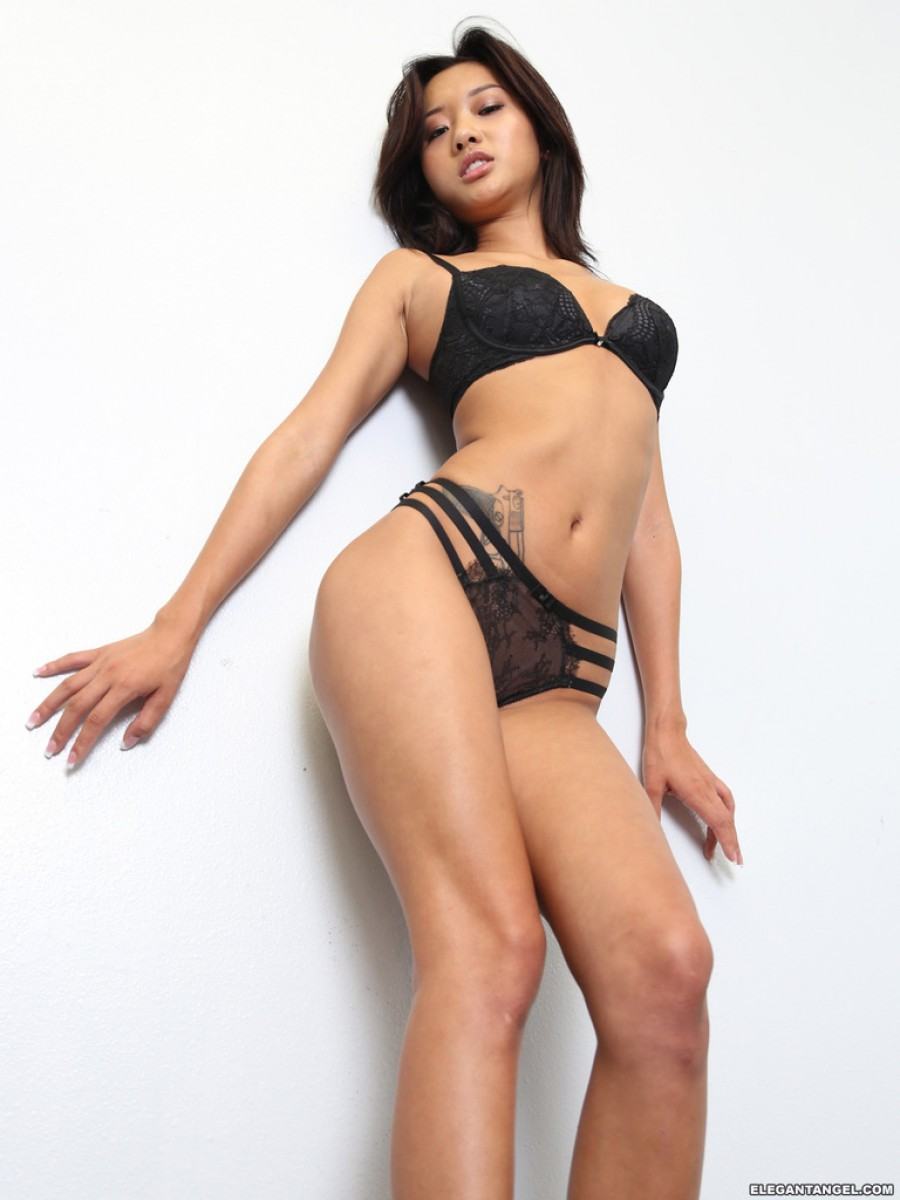 Alina li sexy asian nurse 4