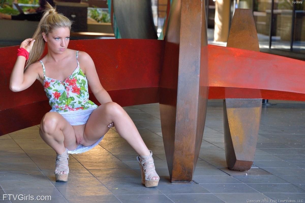 FTV Sydney in a Summer Dress