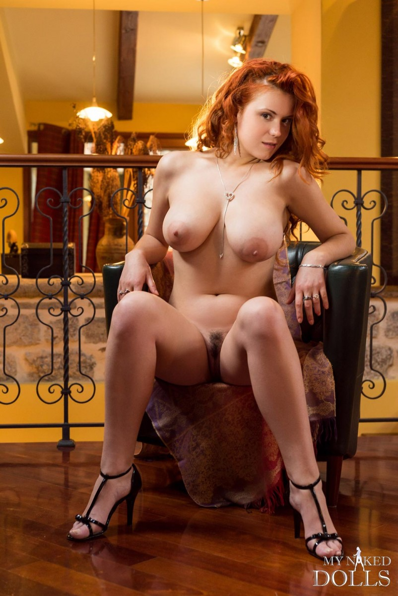 Red heads nude porn