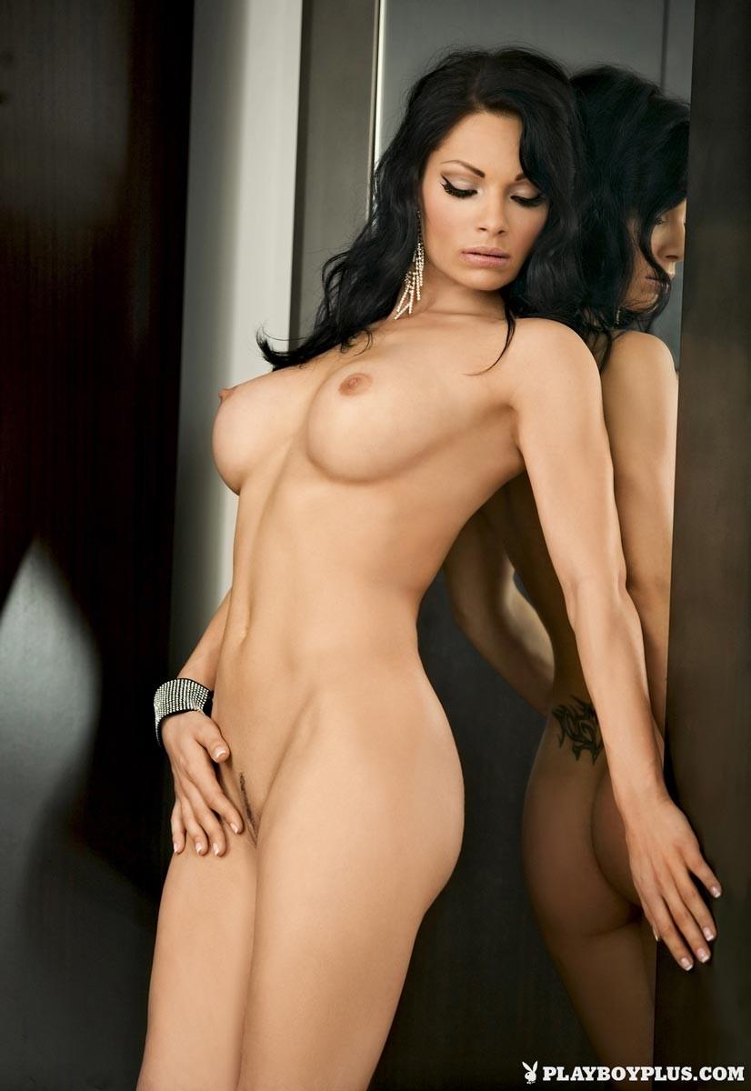 Nude Euro Playboy Model-2477