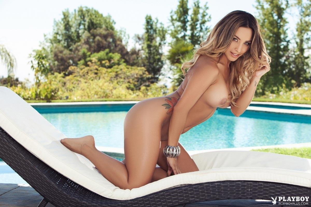 Busty Exotic Bikini Model