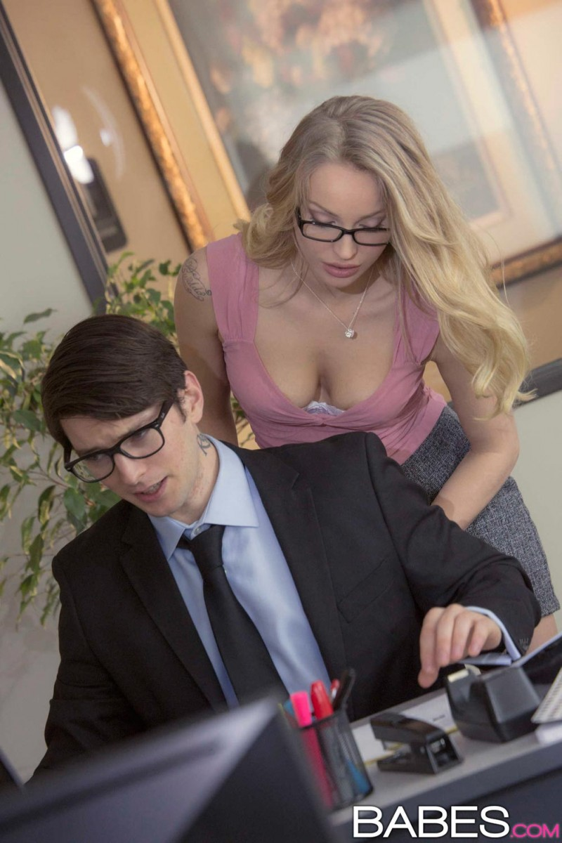 Staci Carr Steamy Hot Office Sex-2540