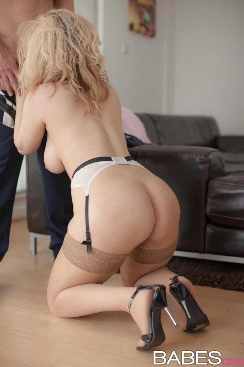 Aruba Jasmine Banged In Stockings-9389