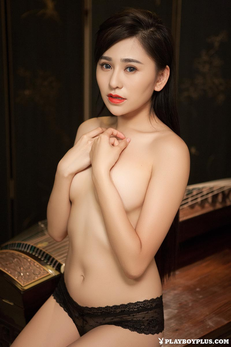 playboy nude asia