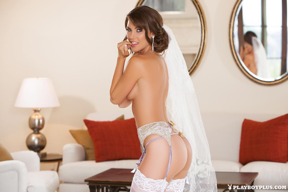 Not Sexy nude bridal lingerie really