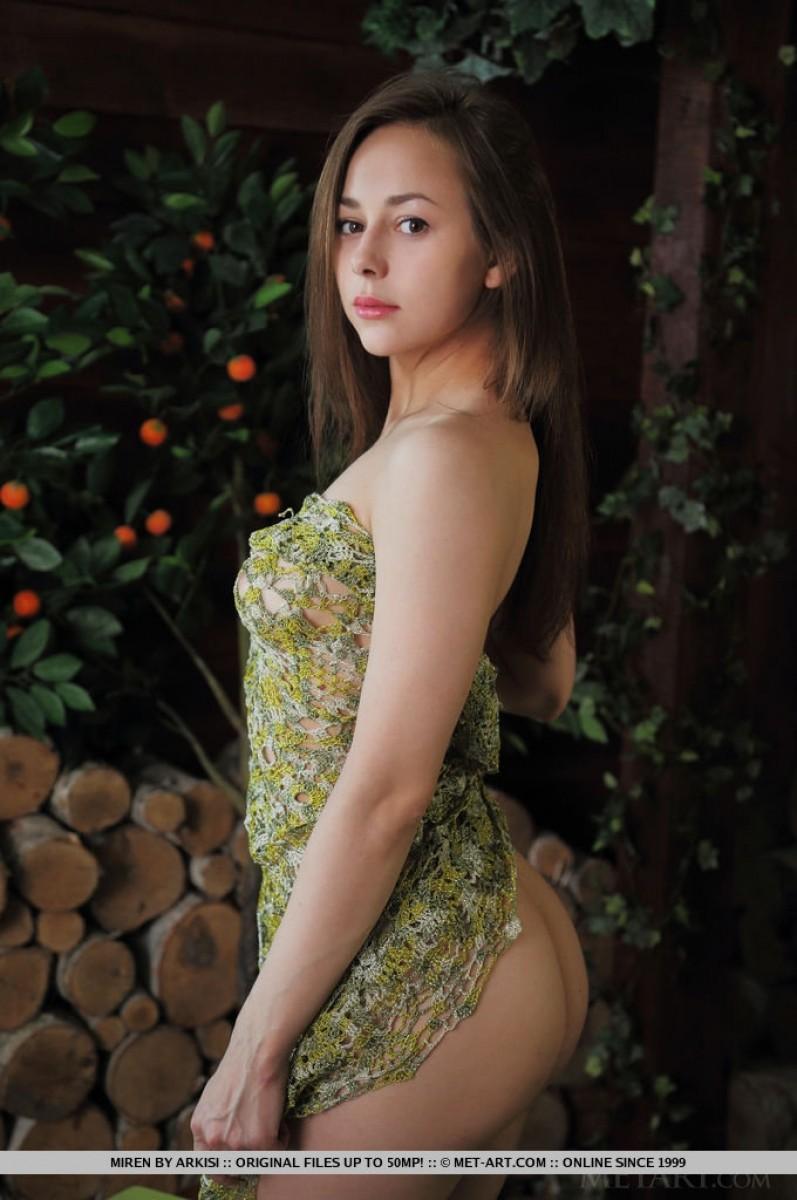 Darisha Roxx Posing Naked