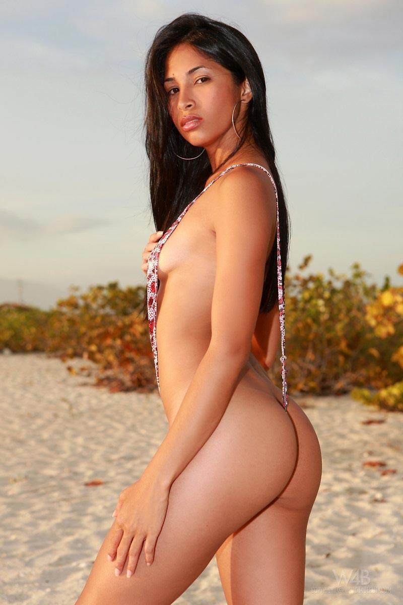 Ruth Medina Slingshot Bikini-1187