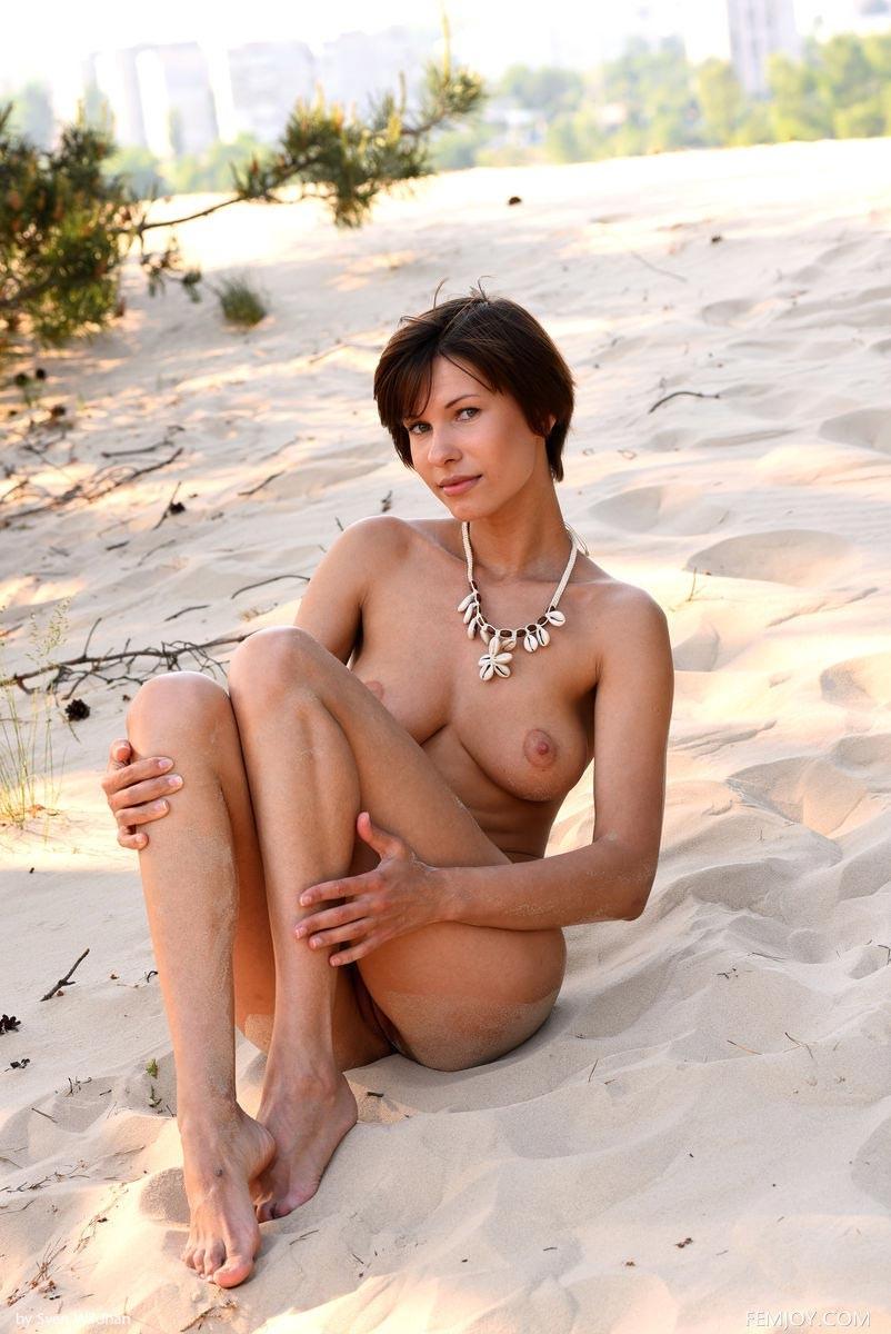 Nude Beach Hot