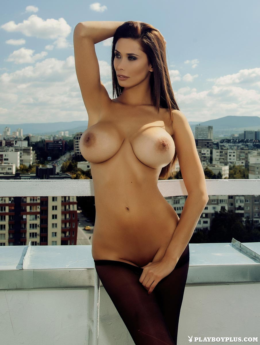 get more of this hottie at playboy plus