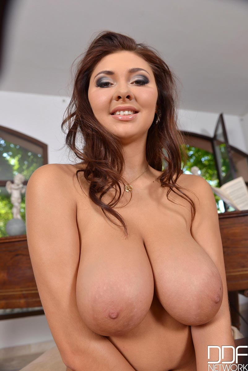 Big boobed brunette goddesses alison and ava have some fun 4