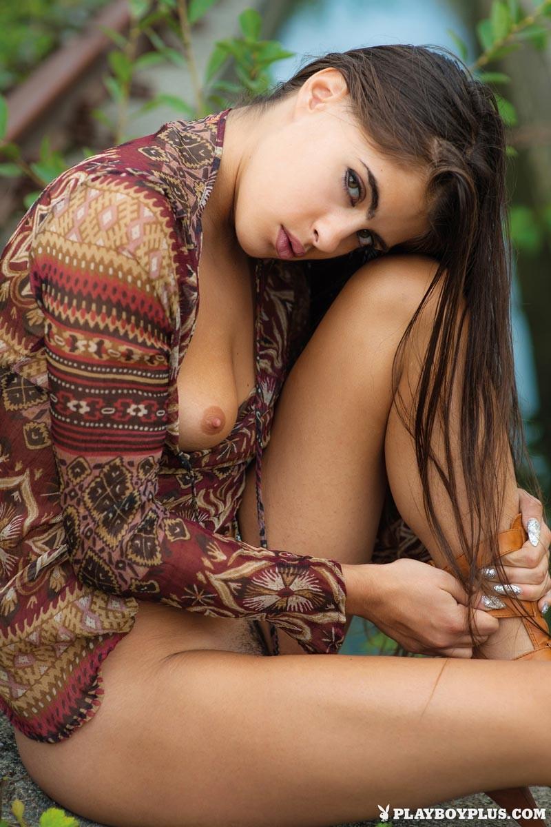 Croatian Model Franka Tuksor Naked-6509