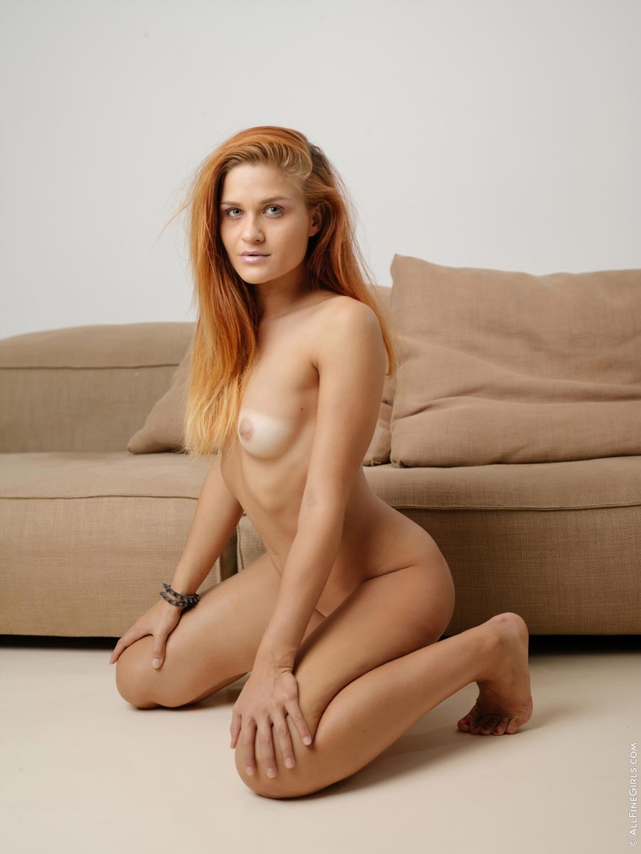 Slim Babe With Tan Lines-4844