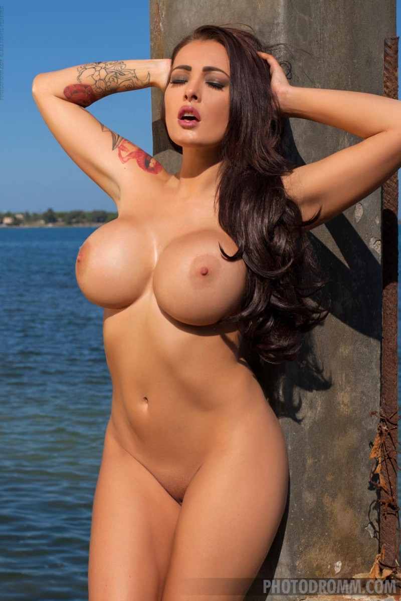 Share your Huge nude sexy tits