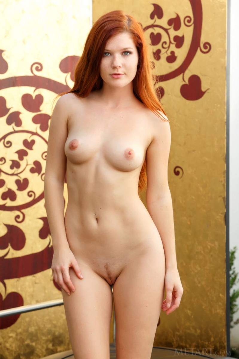 Mia Sollis Naughty Naked Ginger