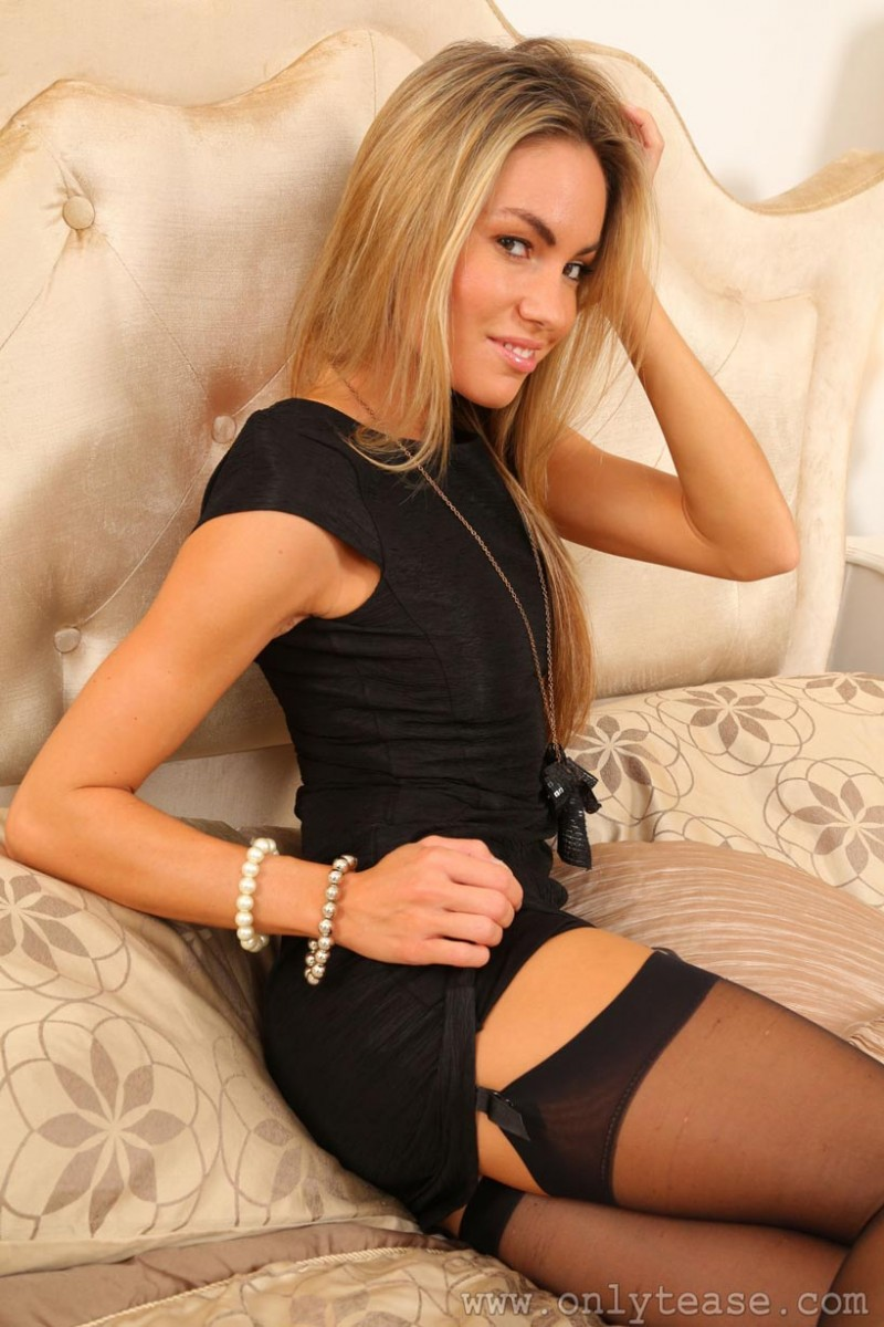 Veronika fasterova stockings opinion you