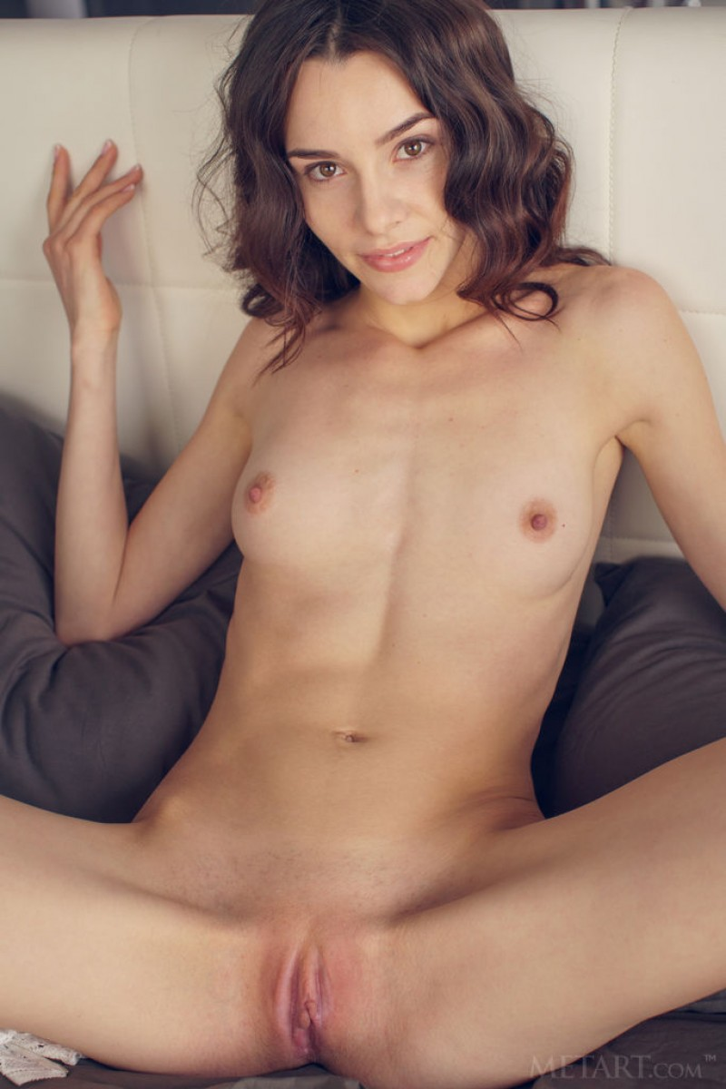 Remarkable, Cute skinny brunette nude