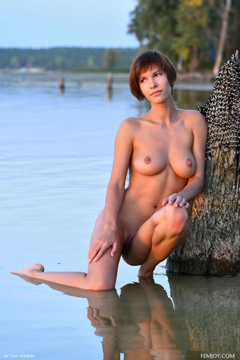 Suzanna Aye Naked In The Sunset-7021