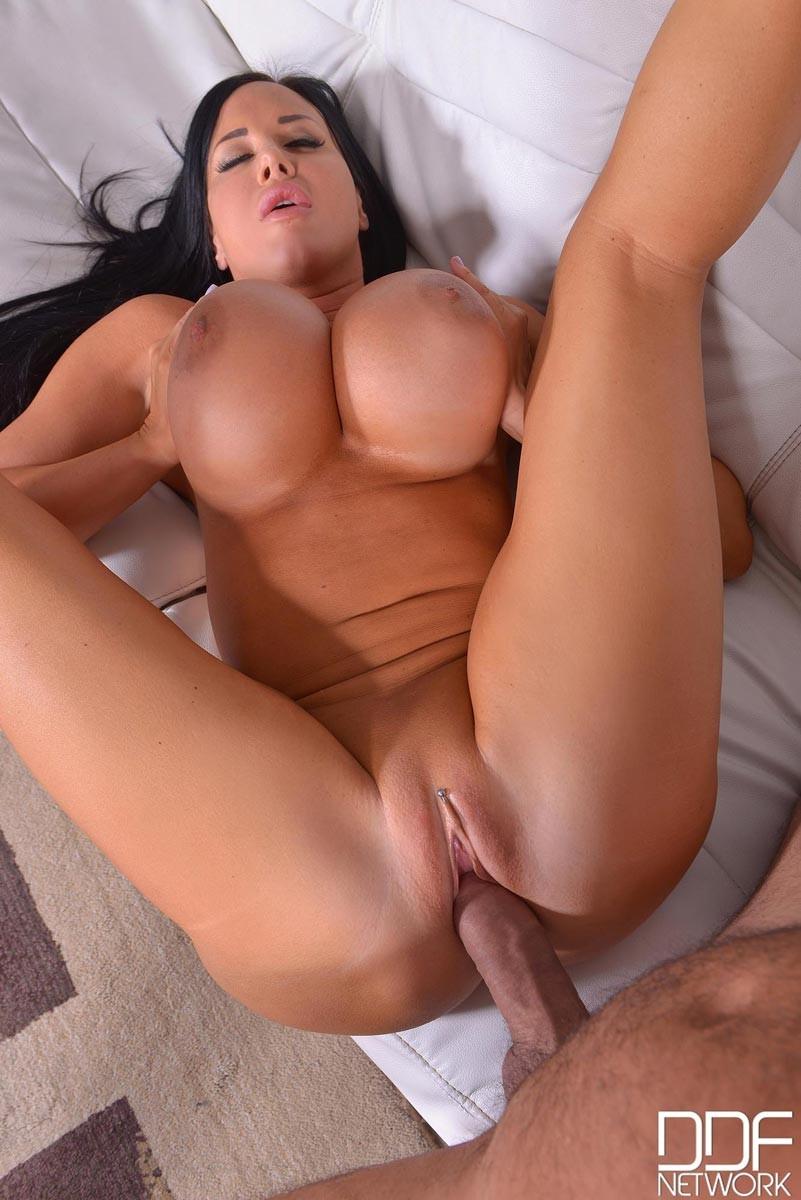 Sybil Stallone Giant Tits Tittyfucked