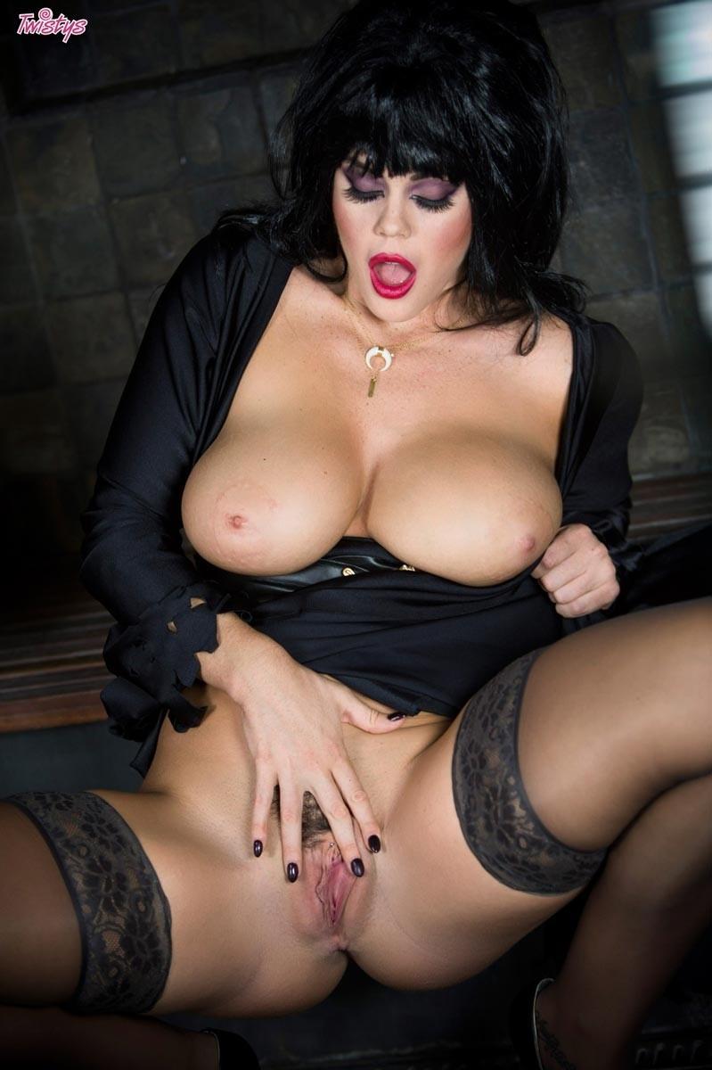 Hot hung busty