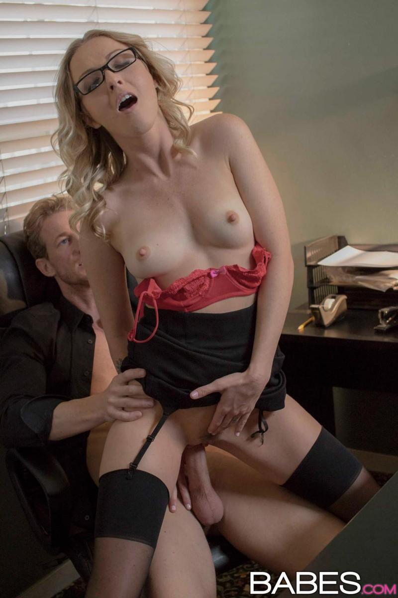 Karla Kush Office Sex-3551