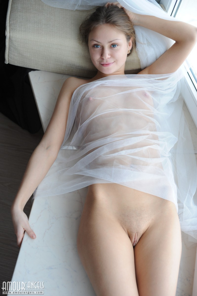 Naked Teen Angel In Bed-6612