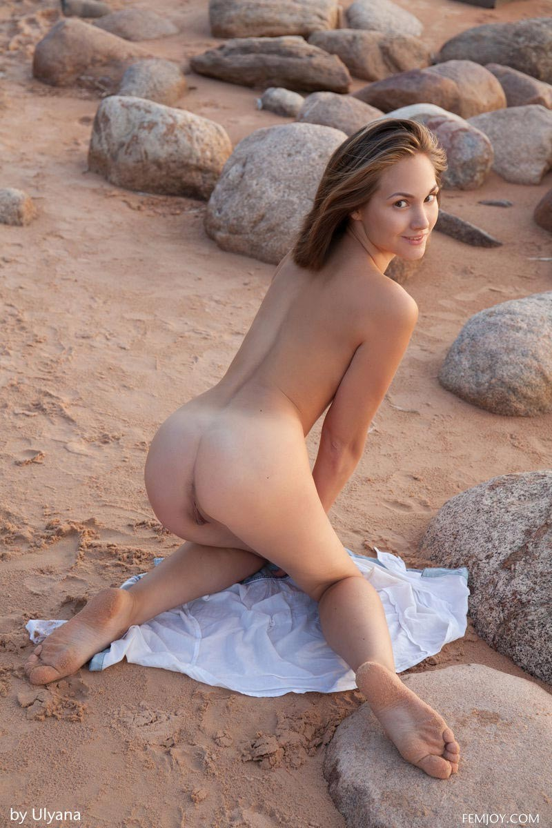 Will Nude beach hotties