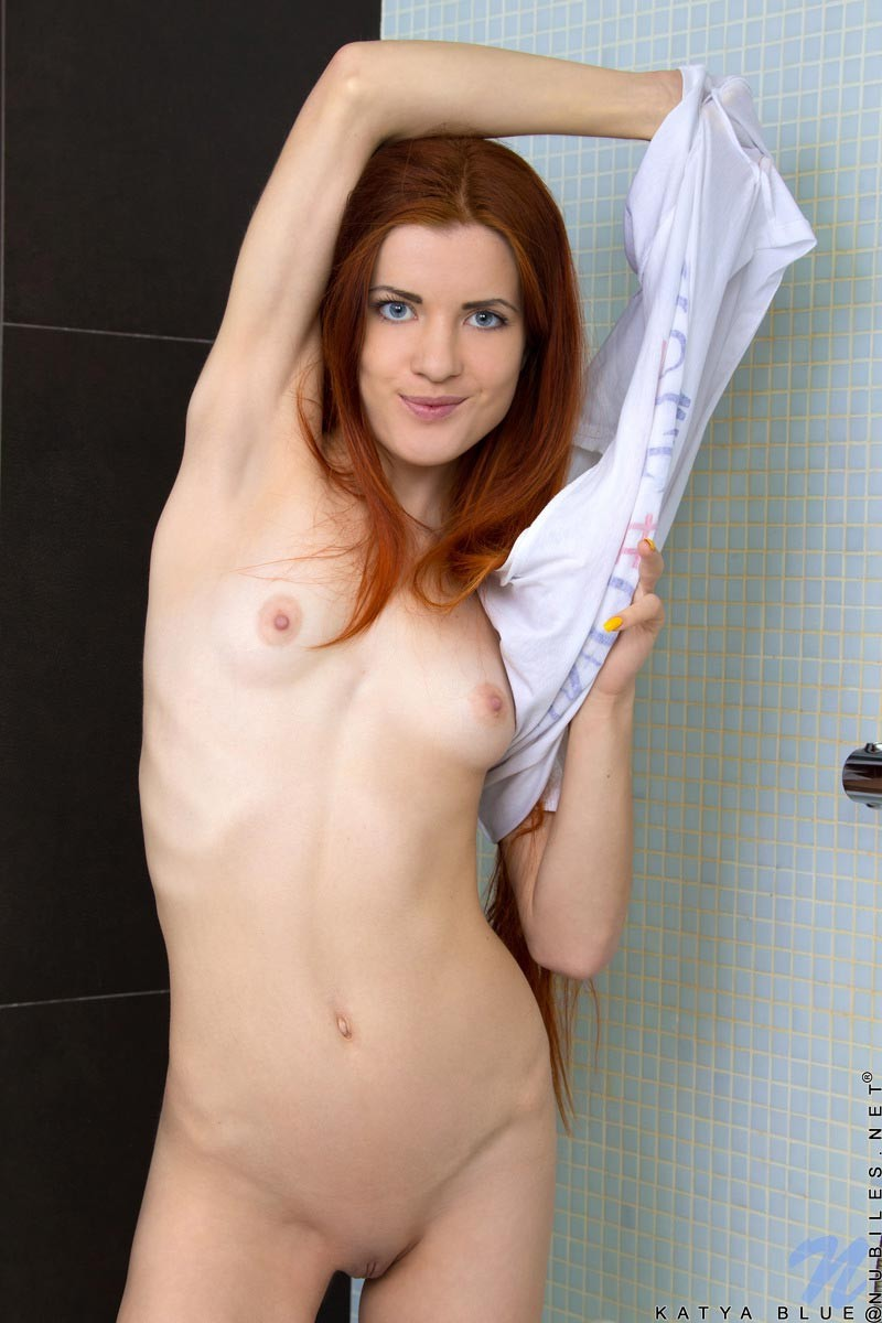 ANNETTE: Nude Women Taking A Shower