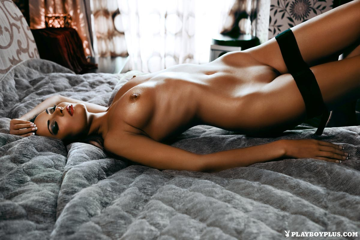 Ana Milojkovic Naked for Playboy