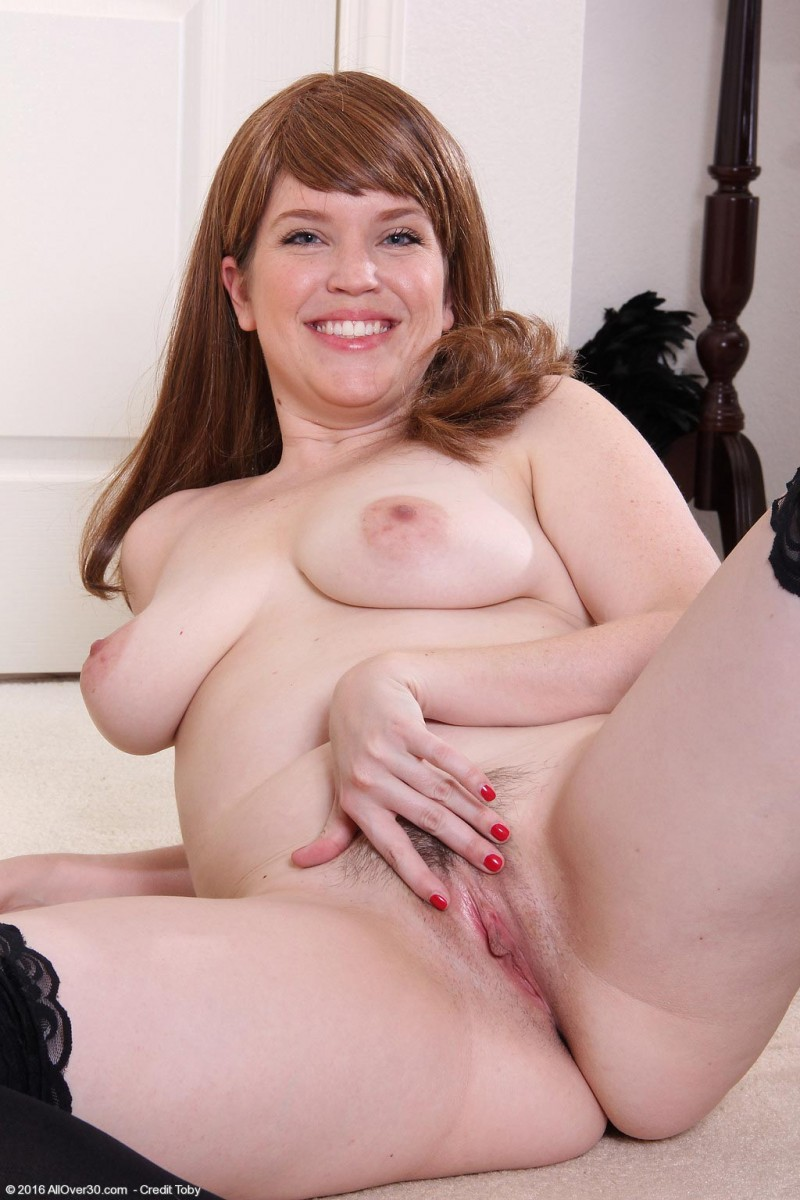 Nasty redhead busty milf with tats talks dirty while fucking 2