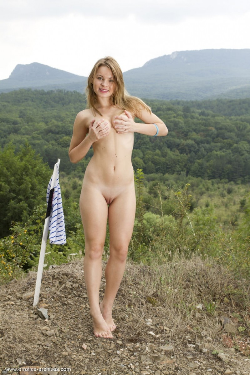 Nude Teens Outdoors 31