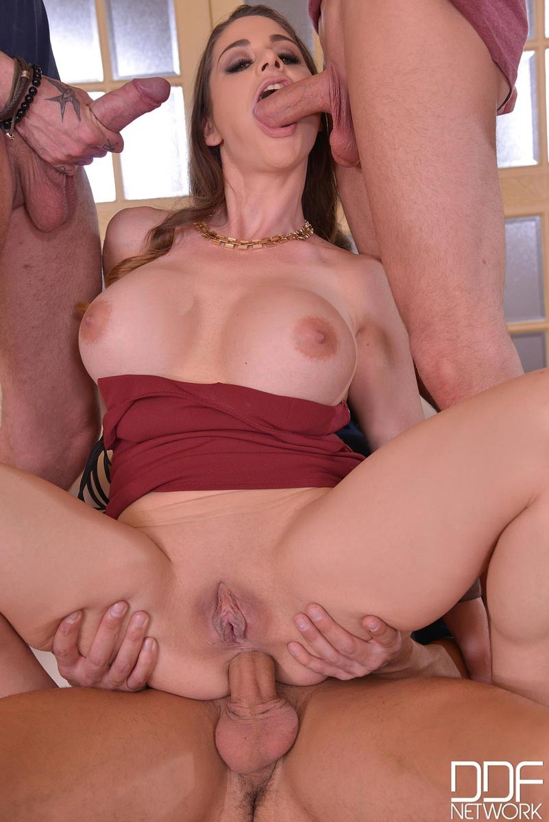 Hot big tits gangbang xxx tiny tunes and 10