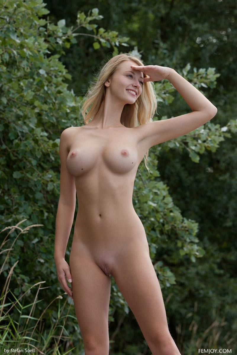 Variant does Femjoy blonde nude outdoors all