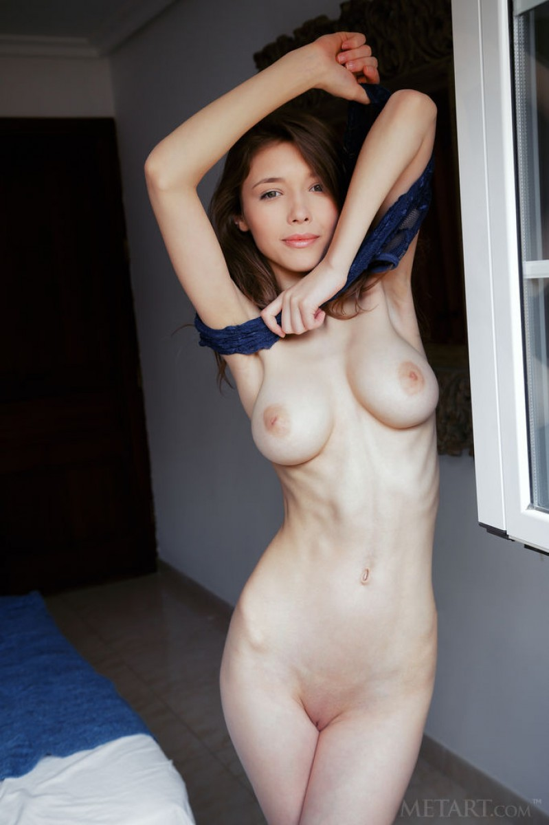 Mila Azul Tight Body And Big Tits-8869