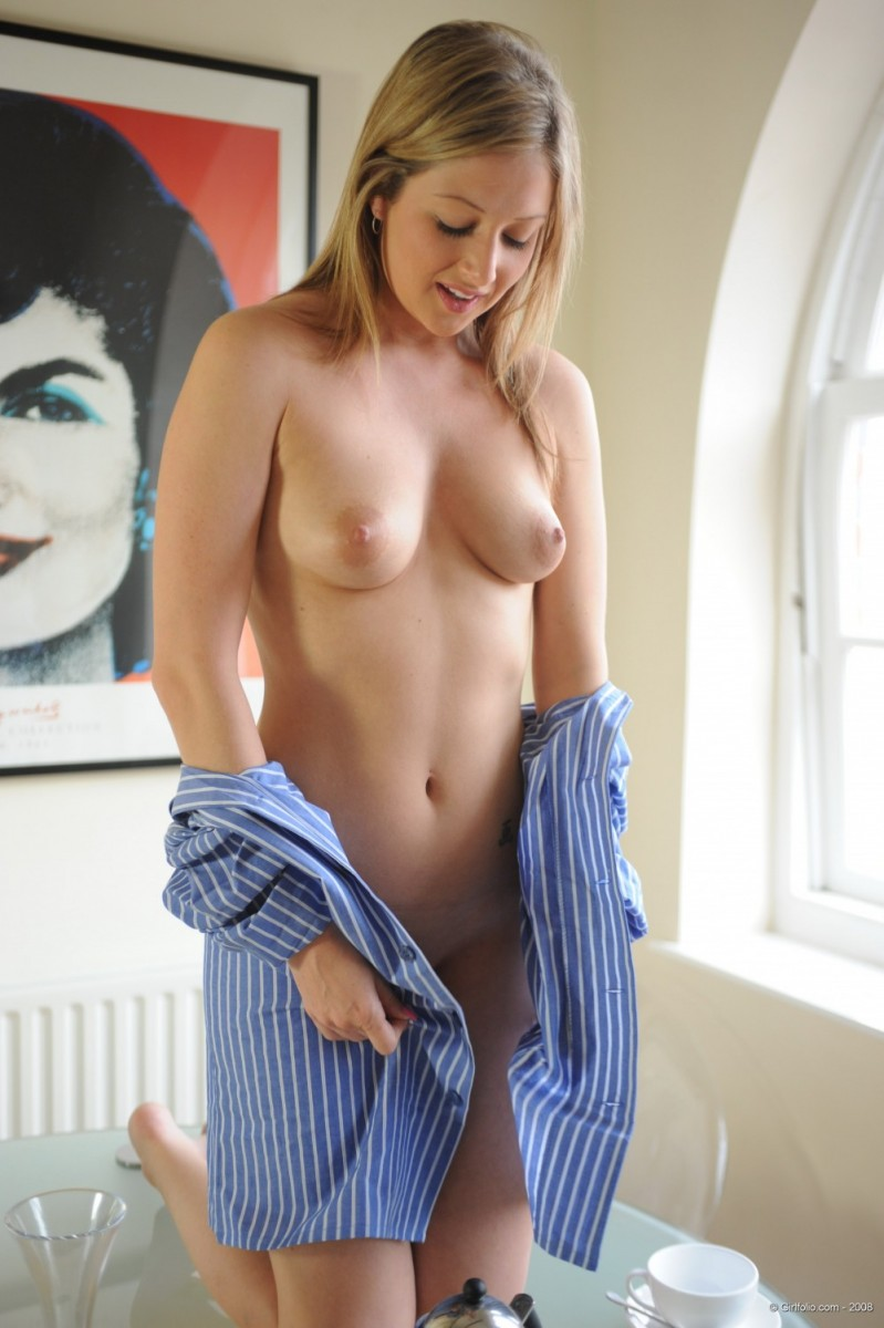 Teen show her as on the blog 3
