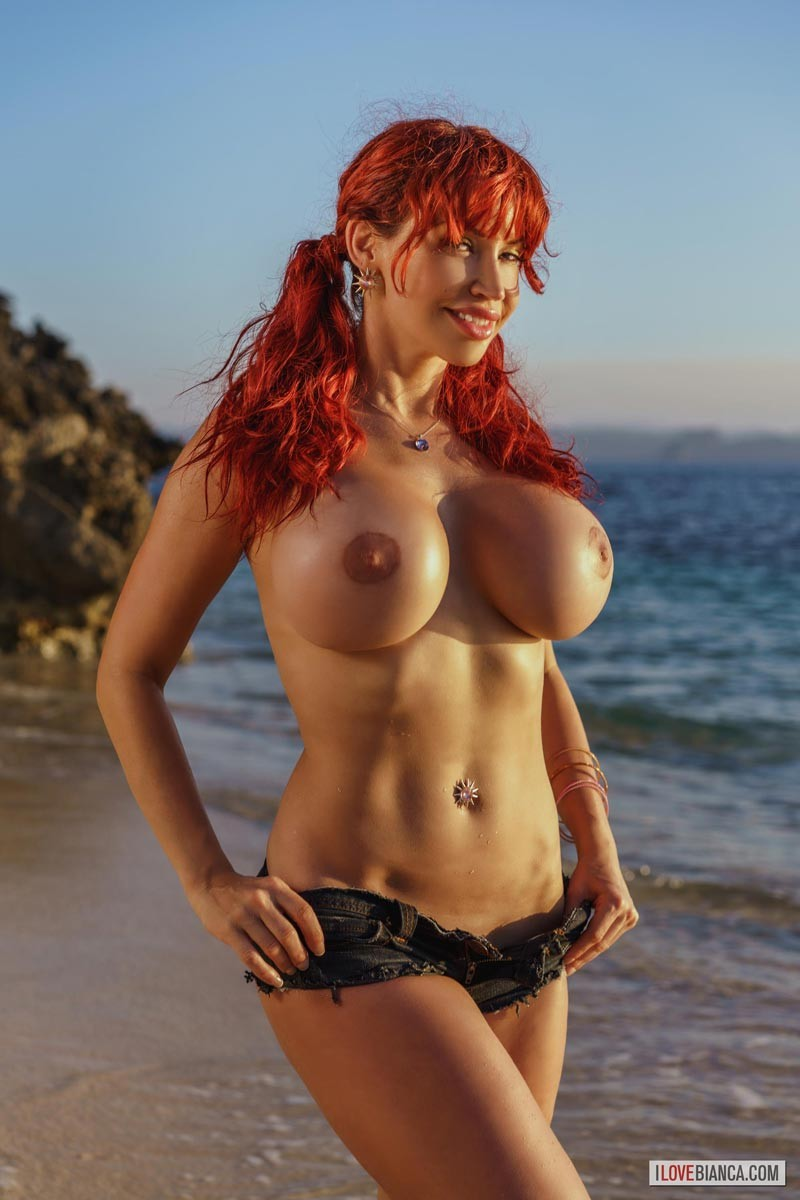 Ilovebianca Bianca Beauchamp Sexy Beauty In Latex Bikini