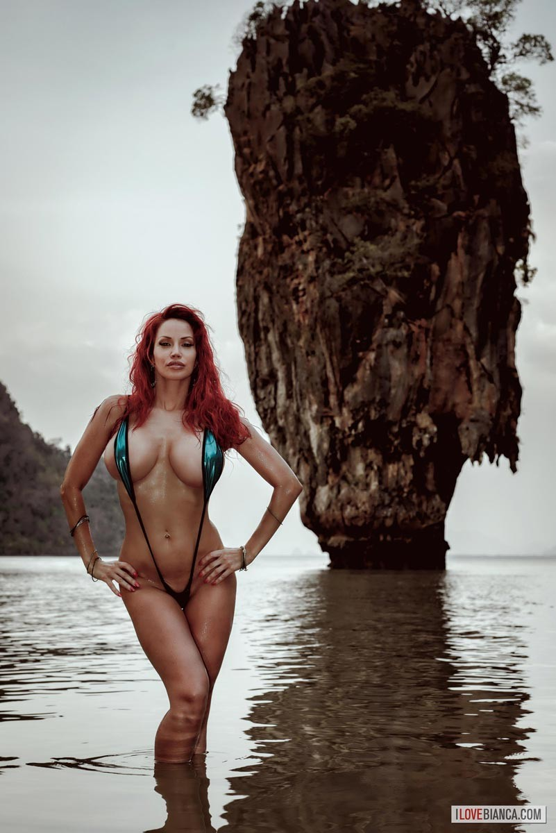 Thin latina anal