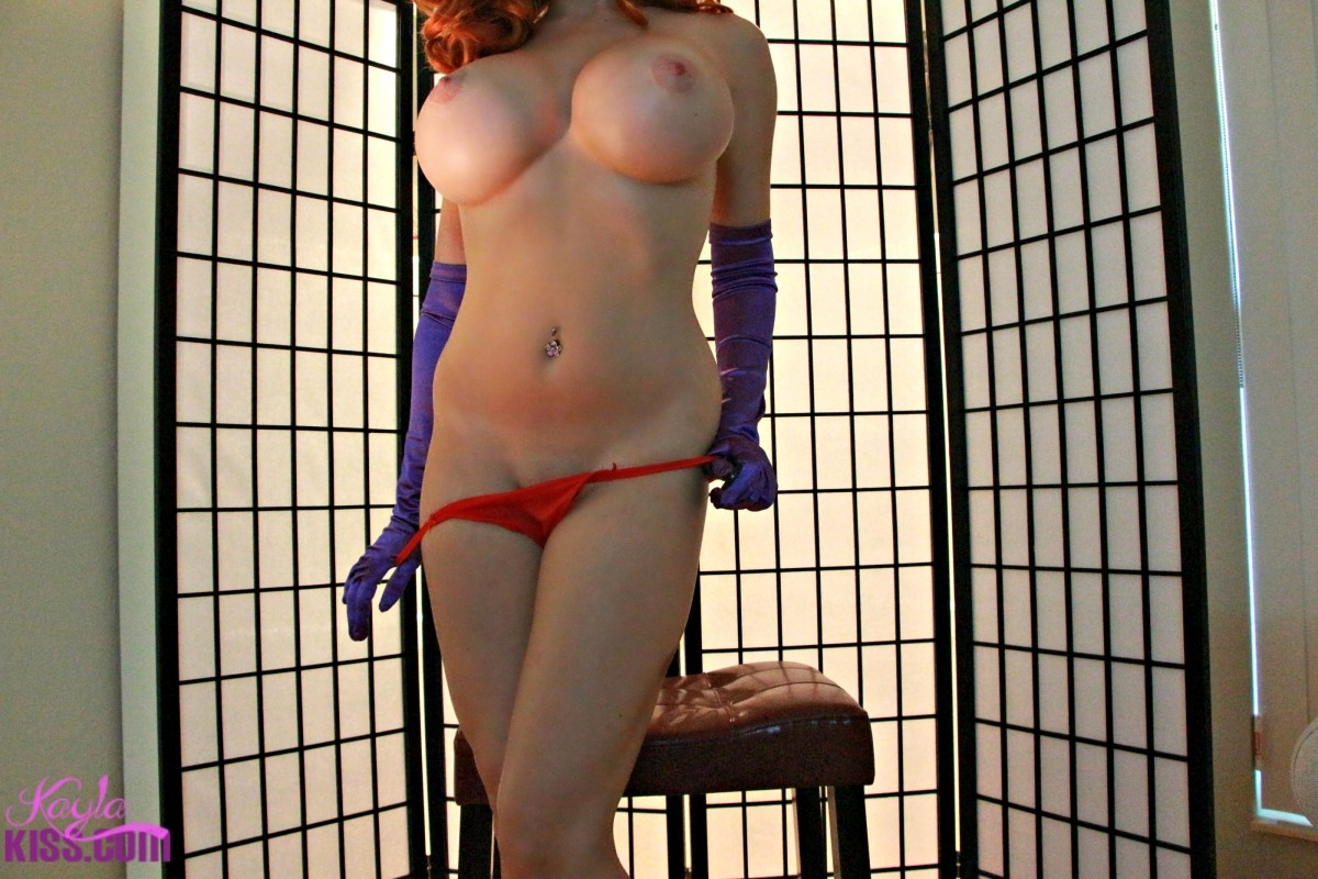Jessica Rabbit Nude Photos