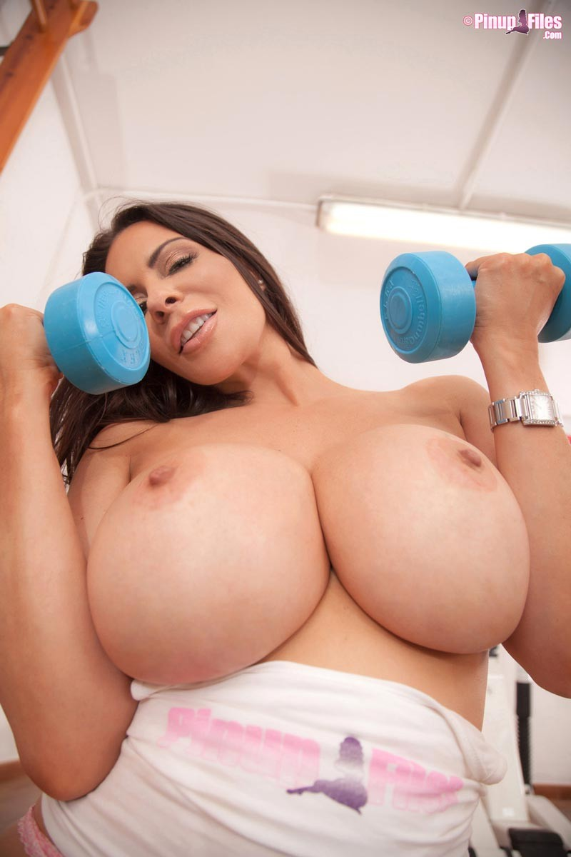 Linsey dawn in busty anal sex simply matchless
