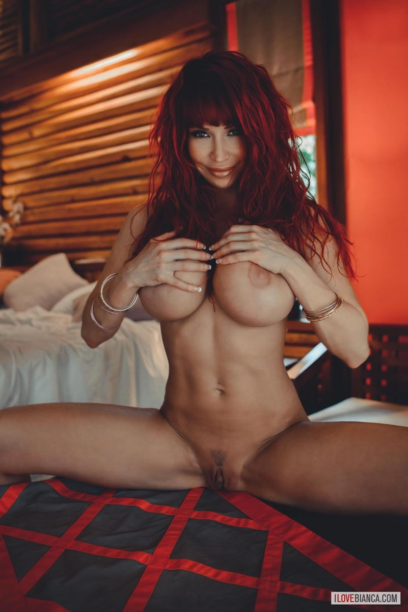 Bianca Beauchamp Naked In Bed-6088