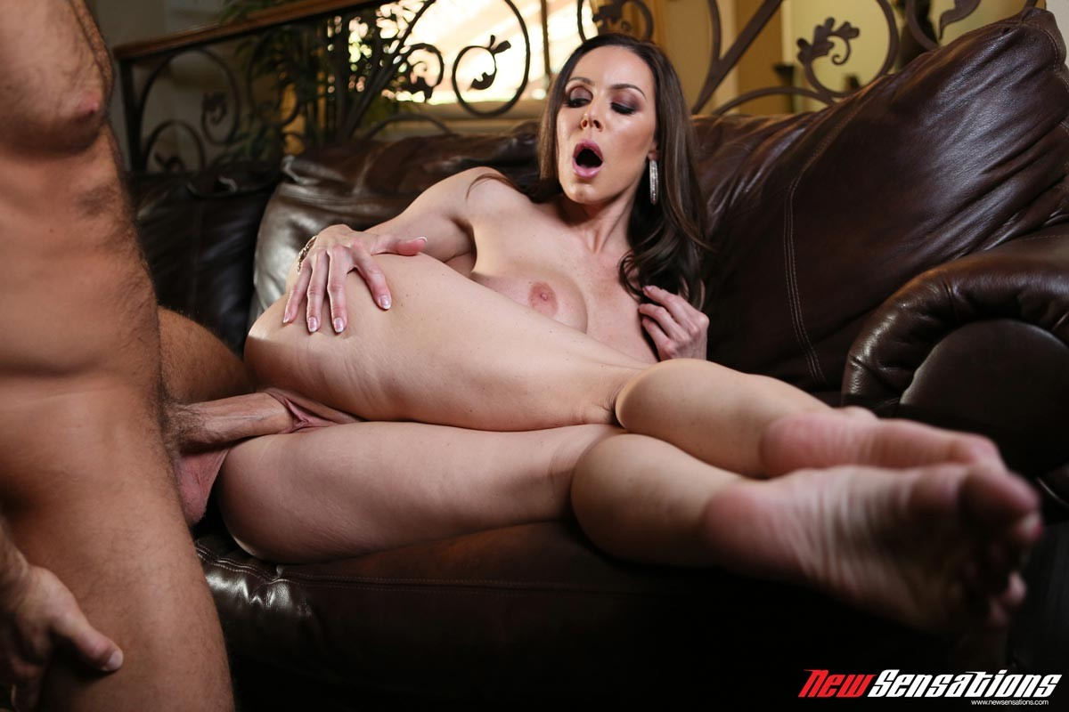 Busty kendra lust rides boss cock to keep job