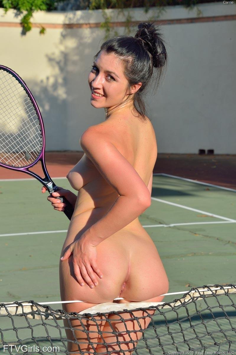 Nude Tennis Babe-2549