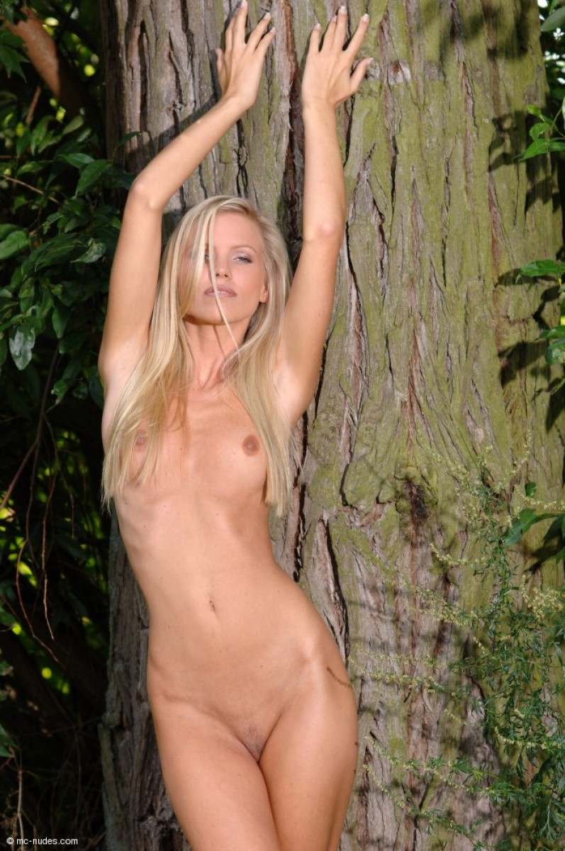 Could Marketa busty blonde nude pity