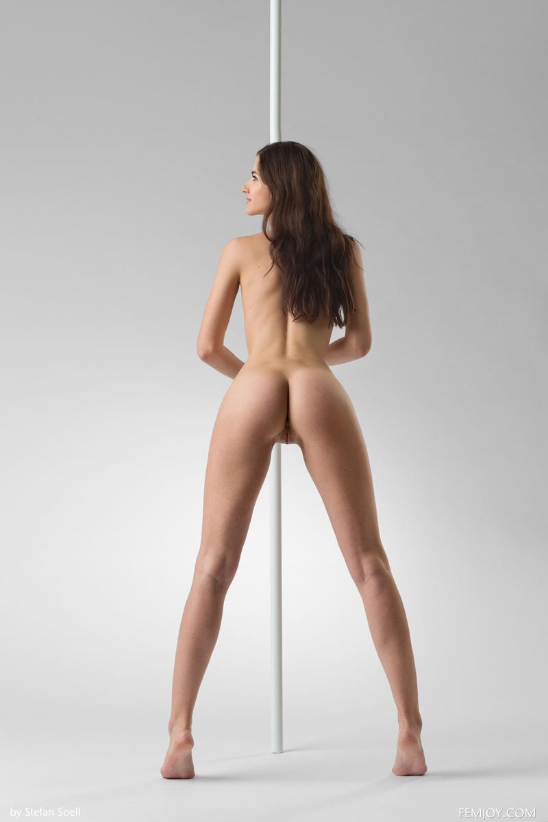 Lauren Crist Works The Pole-9563