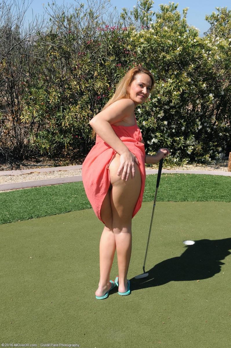 golf milf