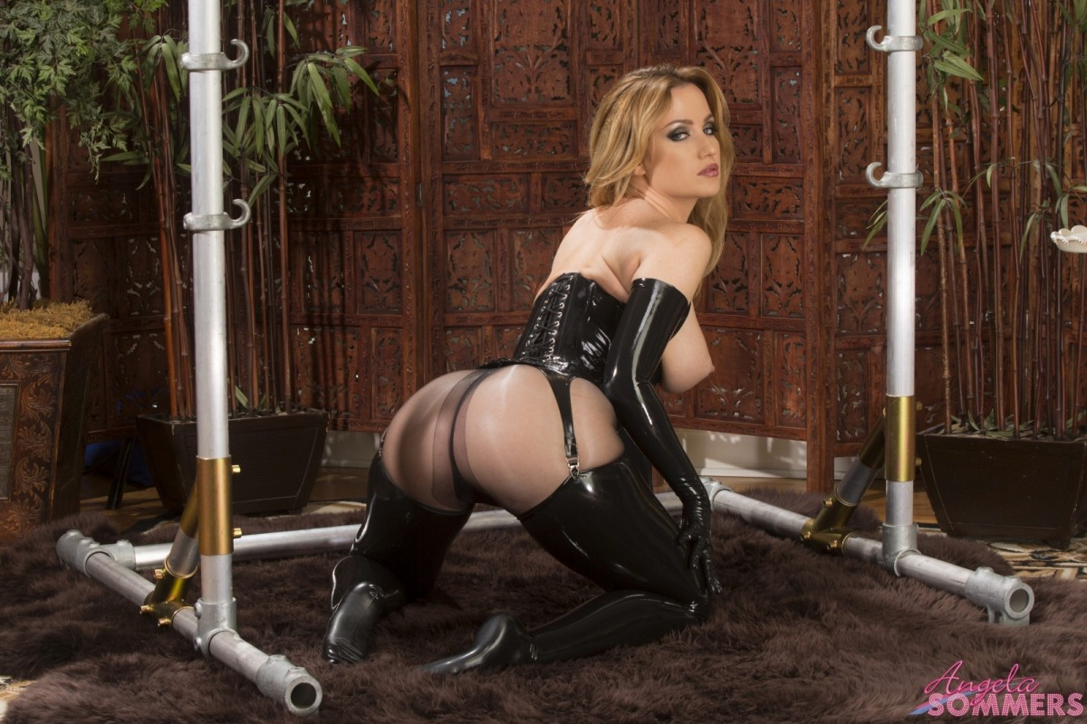 Angela sommers latex