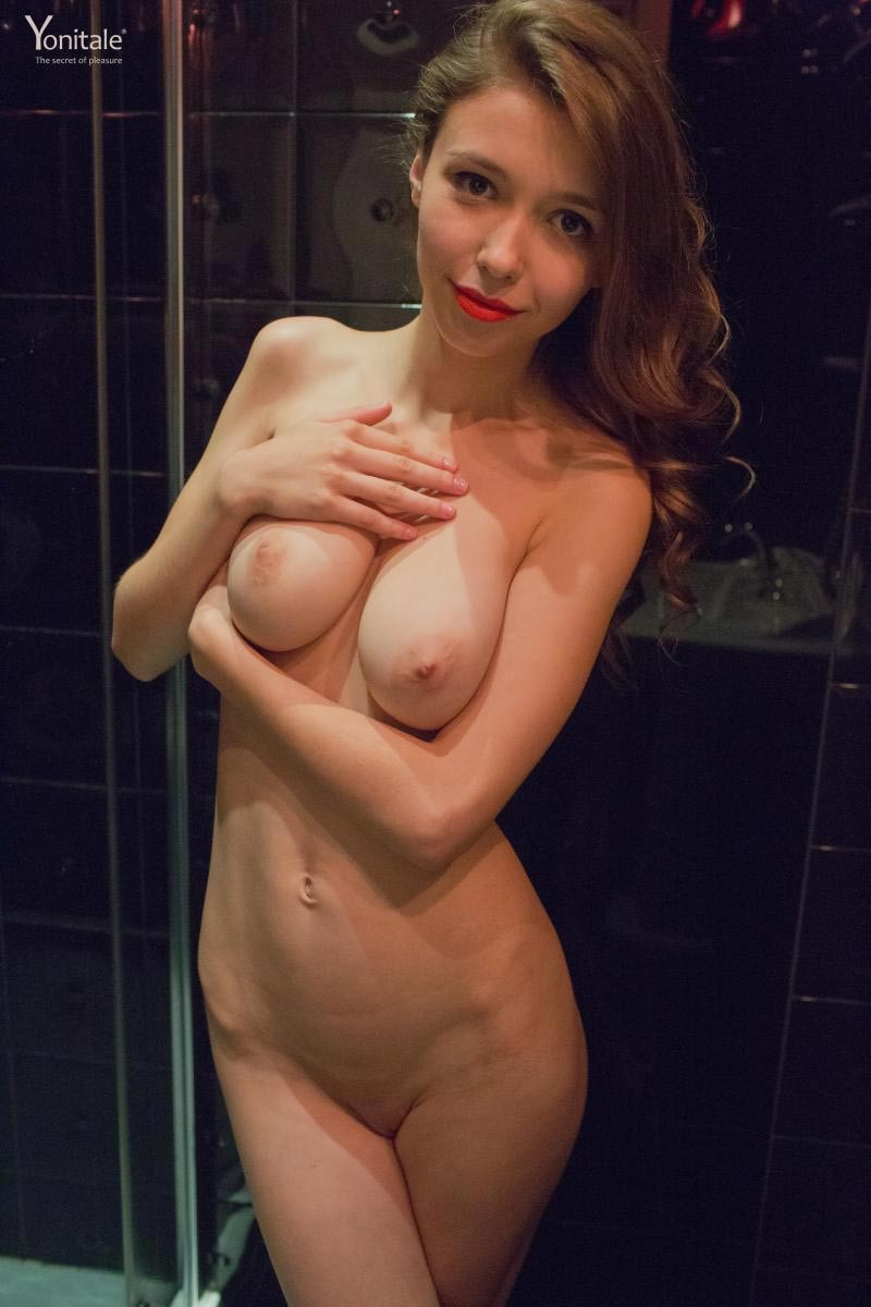 boob tease